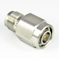 C2557 TNC/Male to TNC/Female Coaxial Adapter Centric RF