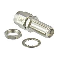 C3161 SMA/Male to SMA/Female Bulkhead Adapter Centric RF