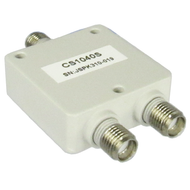 CS1040S SMA/Female 2 Way Power Divider 1-4 Ghz Centric RF
