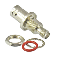 C2233 BNC/Female to SMA/Female Coaxial Adapter Centric RF