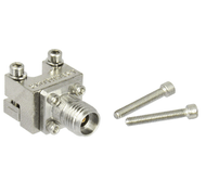 1092-04A-5 2.92/Female End Launch Southwest Microwave Connector for .007 Pin .039 Dielectric Centric RF