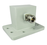 CWR187N WR187 to N/Female 3.85 Ghz-5.85 Ghz Waveguide to Coaxial Adapter