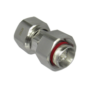 C8539 4.3/10 Male to 4.3/10 Male Coaxial Adapter Centric RF