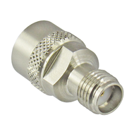 SMA Push On Adapter Huber Suhner 33-SMA-Q50-0-4 Centric RF