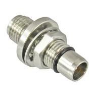 C9882B BMA Plug to SMA Female Bulkhead Adapter Centric RF
