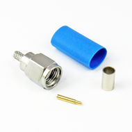 CX3161 SMA/Male Solder/Crimp Connector for RG316 Centric RF