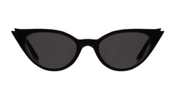 Illesteva Isabella Sunglasses In Black