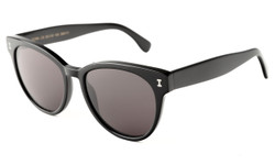 Illesteva York II Sunglasses In Black