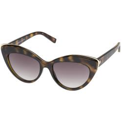 Le Specs Beautiful Stranger Sunglasses In Tort