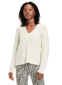 UGG Alva Deep V Neck Sweater (More Colors)