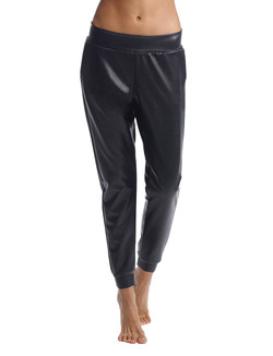 Commando Faux Leather Jogger - More Color