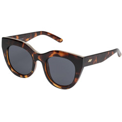 Le Specs Air Heart Sunglasses In Tort