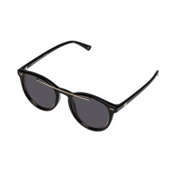 Le Specs Fire Starter Claw Sunglasses In Black