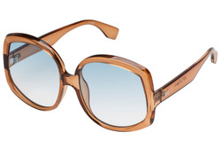 Le Specs Illumination Sunglasses In Syrup Teal