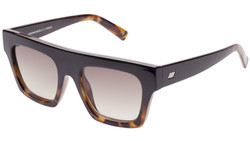 Le Specs Subdimension Sunglasses In Black Tort