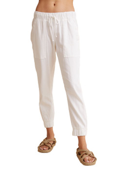 Bella Dahl Pocket Jogger Without Rips In White