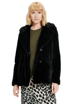UGG Rosemary Faux Fur Jacket