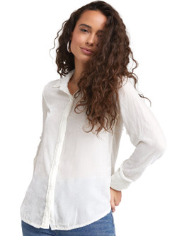 Bella Dahl Contrast Halle Shirt- More Colors