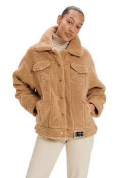 UGG Frankie Sherpa Trucker Jacket - More Colors