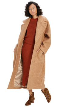 UGG Hattie Long Oversized Coat - More Colors
