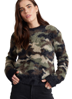 Bella Dahl Crew Neck Sweater