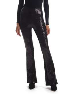 Commando Sequin Flared Legging