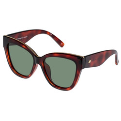 Le Specs Le Vacanze Sunglasses In Toffee Tort