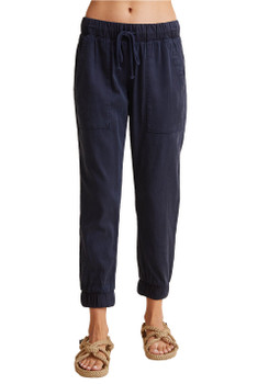 Bella Dahl Women's Pocket Jogger In Endless Sea