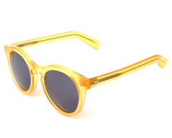 Illesteva 2  Leonard Sunglasses In Blond