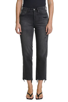 PISTOLA Charlie High Rise Straight Jeans