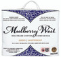 Mulberry West Silk Filled Comforter - Packaged