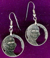 Jefferson Nickel Earrings