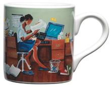 Getting The Job Done Mug - Annie Lee