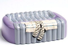Primpin Soap Dish (Purple) - Annie Lee
