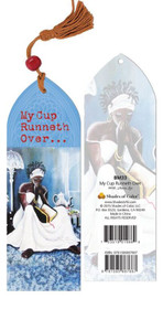 My Cup Runneth Over Bookmark