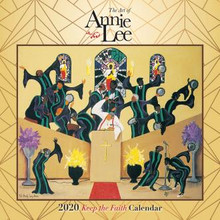 2020 The Art of Annie Lee African American Calendar