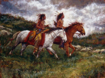 Warriors of the High Plains