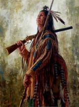 Warrior of Grand Stature
