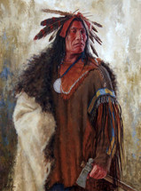 Wahktageli Gallant Warrior Yankton Dakota