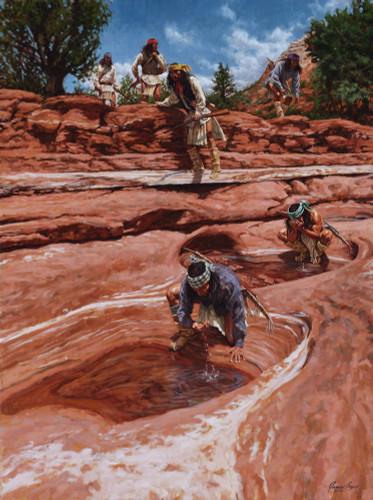 Red Rock Oasis – Oak Creek Apache