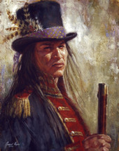 Civilized Warrior - Lakota
