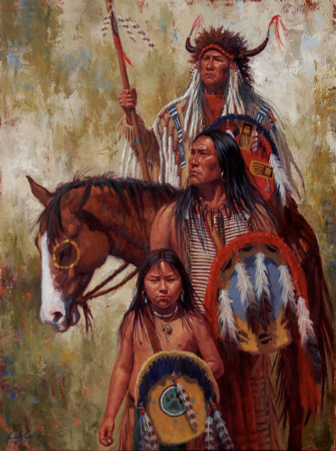 Generations - Lakota