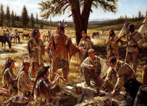 Objects-Of-Enchantment-Nez-perce-Nation-Giclee-James-Ayers