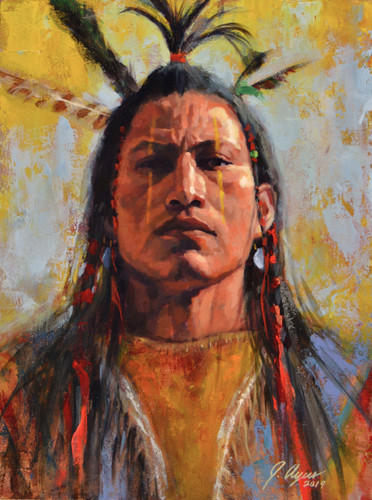 STRAIGHTFORWARD STRENGTH-BLACKFEET