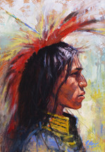 STATELY AND STRONG-LAKOTA