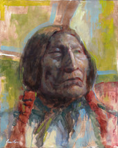 Lasting Strength Painting by James Ayers