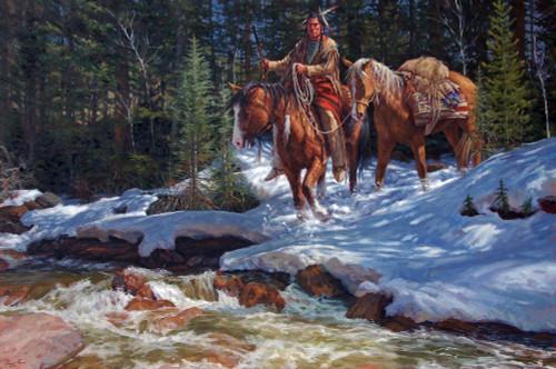 The Shortcut – Blackfeet