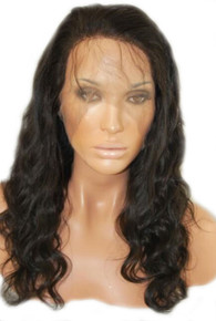 Full Lace Wig - Brazilian Virgin Hair