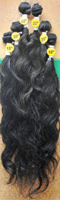 "22"" Brazilian Bundle Set w/ FREE Closure"
