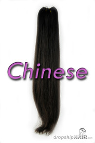 Virgin Chinese Double Drawn Royal Hair Weft
